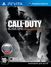 Call of Duty: Black Ops Declassified (русская версия)