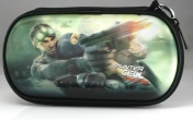PSP Slim 3000 Сумка жёсткая 3D Splinter Cell (PA-064)
