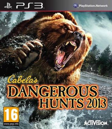 Cabela's Dangerous Hunts 2013 (с поддержкой PS Move)