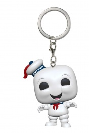 Брелок Funko Pocket POP! Keychain: Ghostbusters: Stay Puft 39493-PDQ