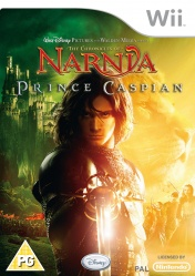The Cronicle of narnia: Prince Caspian. русская документация