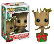 Фигурка Funko POP! Vinyl: Marvel: Guardians O/T Galaxy Holiday Dancing Groot  6196