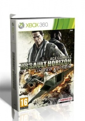 ACE COMBAT Assault Horizon Limited Edition [русские субтитры]