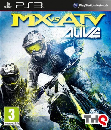 MX vs ATV Alive (русская версия)
