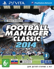 Football Manager Classic 2014 (русская версия)