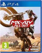 MX vs ATV All Out Standard Edition (Английская версия)