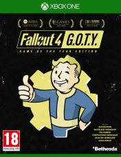 Fallout 4. Game of the Year Edition (Русские субтитры)