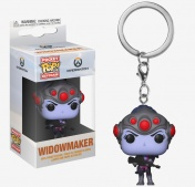 Брелок Funko Pocket POP! Keychain: Overwatch: Widowmaker 37442-PDQ