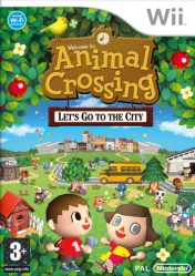 Animal Crossing: Let's Go to the City Wi-Fi. Рус.док.