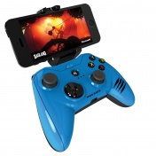 PC Геймпад Mad Catz MICRO C.T.R.L.i Mobile Gamepad - Gloss Blue беспроводной (MCB312680A04/04/1)