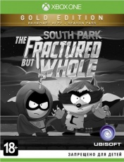 South Park: The Fractured but Whole Gold Edition (русские субтитры)