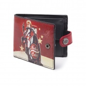 Кошелек Difuzed: Fall Out 4: Fallout Nuka Cola Bifold Wallet MW040201FOT