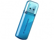 USB Flash  8GB Silicon Power Helios 101 (SP008GBUF2101V1B) синий