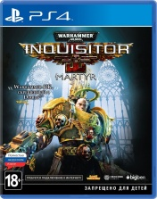 Warhammer 40,000: Inquisitor - Martyr. Standard Edition (Русская версия)