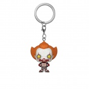 Брелок Funko Pocket POP! Keychain: IT Chapter 2: Pennywise w/ Skateboard (Exc) 40654-PDQ