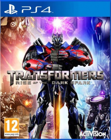 Transformers: Rise of the Dark Spark (Битва за Темную Искру)