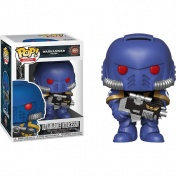 Фигурка Funko POP! Vinyl: Games: Warhammer 40K: Ultramarines Intercessor 38324