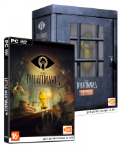 Little Nightmares. Six Edition. Русская версия PC-DVD