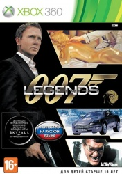 007 Legends (русская версия)