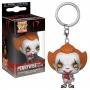 Брелок Funko Pocket POP! Keychain: IT S2: Pennywise (w/balloon) 31811-PDQ