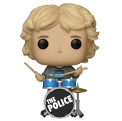 Фигурка Funko POP! Vinyl: Rocks: The Police: Stewart Copeland 40089