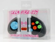 Sega Fire Joy Wireless Джойстик 16-bit для консоли Gopher Wireless (черный)