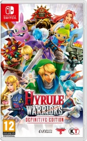 Hyrule Warriors: Definitive Edition (Английская версия)