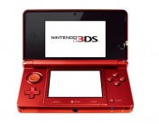 Nintendo 3DS Metallic Red (красная)