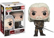 Фигурка Funko POP! Vinyl: Games: The Witcher: Geralt 12134