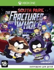 South Park: The Fractured but Whole (русские субтитры)