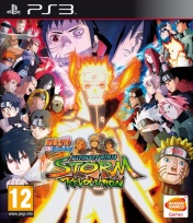 Naruto Shippuden Ultimate Ninja Storm Revolution. Day One Edition (русские субтитры)
