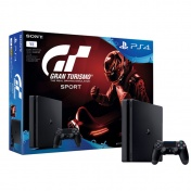 PlayStation 4 1TB Slim + GT Sport (CUH-2108B)