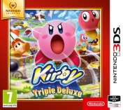 Nintendo Selects: Kirby Triple Deluxe   (Английская версия)