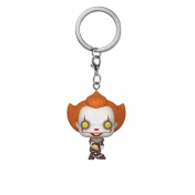 Брелок Funko Pocket POP! Keychain: IT Chapter 2: Pennywise w/ Beaver Hat 40651-PDQ