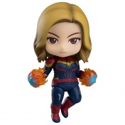 Фигурка Nendoroid Captain Marvel Captain Marvel Hero's Edition DX Ver. 4580416908719