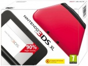 Nintendo 3DS XL HW Black + Red (NIC-2201232)