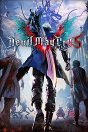 Devil May Cry 5 (Русские субтитры)