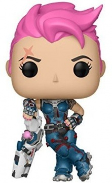 Фигурка Funko POP! Vinyl: Games: Overwatch S3: Zarya 29048