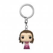 Брелок Funko Pocket POP! Keychain: Harry Potter: Hermione (Yule) 42635-PDQ