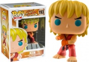 Фигурка Funko POP! Vinyl: Games: Street Fighter: Ken Special Attack (Exc) 12268