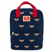 Рюкзак Funko LF DC Comics Wonder Woman Logo Aop Canvas Mini Backpack DCCBK0039
