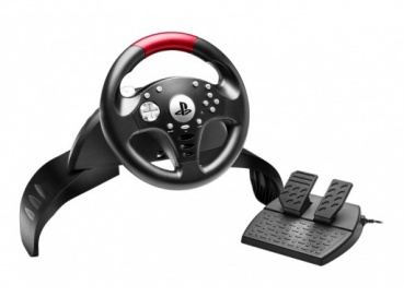 PS 3 Руль Thrustmaster T60 Racing Wheel + педали (4160588)