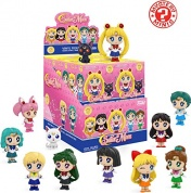 Фигурка Funko Mystery Minis: Sailor Moon S1: 12PC PDQ 14433