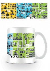 Кружка Pyramid: Nintendo: Super Mario (Legacy) Coffee Mugs MG24639