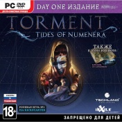 Torment: Tides of Numenera. Day One Edition [PC, Jewel, русские субтитры]