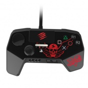 PS 4 Аркадный пад Mad Catz Street Fighter V FightPad Pro - Bison черный (SFV89252BSA2/04/1)