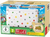"Nintendo 3DS XL HW White + ""Animal Crossing"" (Preinstall) (NIC-2202232)"