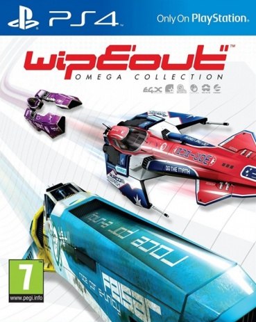 WipEout Omega Collection (Русская версия)