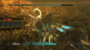 Zone of the Enders HD Collection (русская документация)