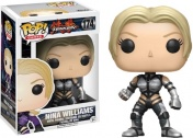 Фигурка Funko POP! Vinyl: Games: Tekken: Nina Williams Silver Suit (Exc) 13033WM